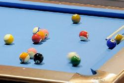 Billard in der Region