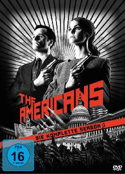 The Americans - Staffel 1