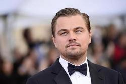 Leonardo DiCaprio baut am Sandcastle Empire