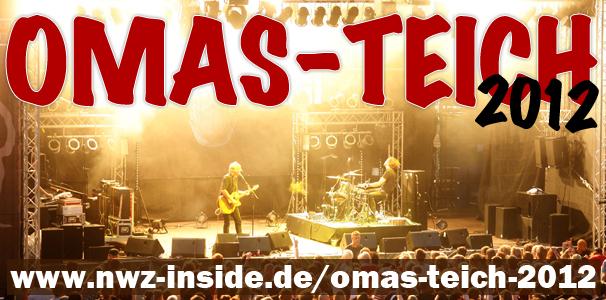 Omas Teich Festival 2012 in Großefehn Ostfriesland