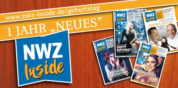 Ein Jahr NWZ-Inside