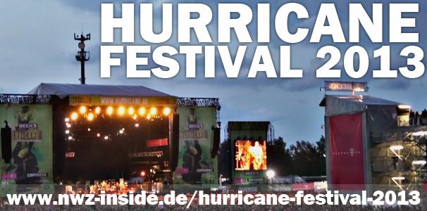 Hurricane Festival 2013