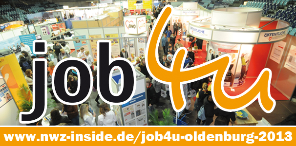 JOB4U-Messe Oldenburg