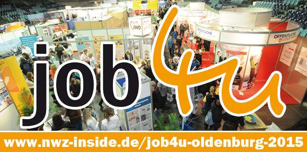 JOB4U-Messe Oldenburg