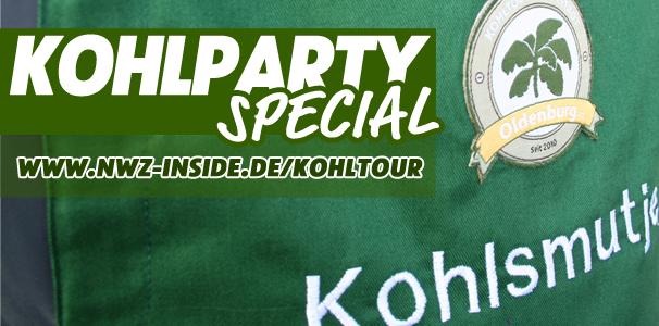 Kohlpartys 2011/2012