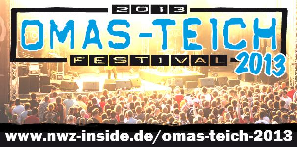 Omas Teich Festival 2013 in Großefehn Ostfriesland